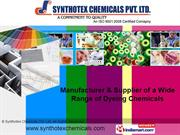 Dyeing Agents By Synthotex Chemicals Pvt. Ltd Mumbai