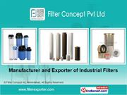 Oil Filter By Filter Concept Inc, Ahmedabad Ahmedabad