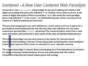 Icentered - A New User Centered Web Paradigm