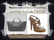 Free High Heel Shoes