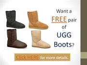 Free Kids UGG Boots