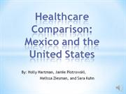 Team 7 __MEXICAN HEALTH CARE SYSTEM