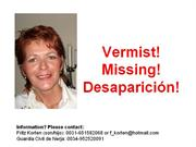 Missing Mary-Anne Goossens