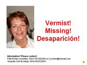 Mary-Anne Goossens missing
