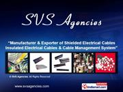Cable Trays By Svs Agencies Chennai