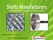 Machined Shafts By Shaft Manufacturers Noida