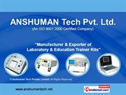 Electrical Engineering Trainers By Anshuman Tech Private Limited Pune