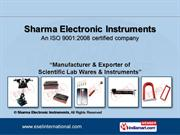 Physics Lab Wares By Sharma Electronic Instruments Ambala Cantt