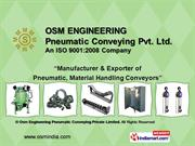 Material Handling Systems By Osm Engineering Pneumatic Conveying