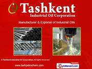 Industrial Rust Preventives By Tashkent Industrial Oil Corporation