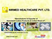 Absorbent Cotton Wool By Nirmed Health Care Pvt Ltd Bengaluru