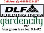 DLF Garden City Plots Sector 91 92 Gurgaon Price List Rate Payment Pla