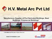 Light Weight Structure By Hv Metal Arc Pvt Ltd Greater Noida