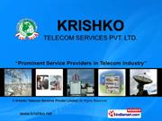 Telecom Network Optimization By Krishko Telecom Services Private