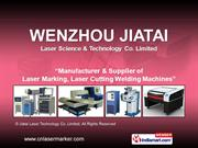 Laser Cutting Machine By Jiatai Laser Technology Co. Limited New Delhi