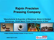 Die Cast Rotors By Rajvin Precision Pressing Company Pune