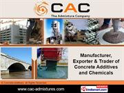 Concrete Additives By Concrete Additives Navi Mumbai