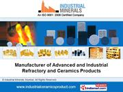 Refractory Bricks By Industrial Minerals Mumbai