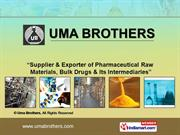 Food Additives And Sweeteners By Uma Brothers Mumbai