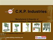Multi Spindle Drilling Machines By C. K. P. Industries Coimbatore