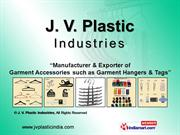 Plastic & Metal Seal Tags By J. V. Plastic Industries New Delhi