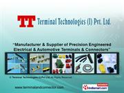 Cable Terminals By Terminal Technologies (I) Pvt Ltd Mumbai