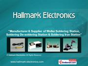 Soldering System By Hallmark Electronics Pune