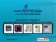 Digital Meter Setpoint Relay By Syntron Controls Pvt. Ltd. Mumbai