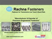 Industrial Hex Nuts By Rachna Fasteners Ludhiana