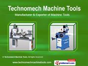Surface Grinders By Technomech Machine Tools Rajkot