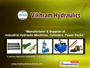 Heavy Duty Piston Rod By Vikhram Hydraulics, Coimbatore Coimbatore