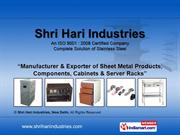 Steel Furnitures By Shri Hari Industries, New Delhi New Delhi