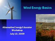 Wind/Solar