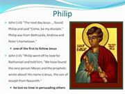 Philip - What�s in a name