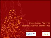 Unleash Your Power to Influence - BofA