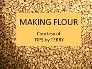 Making Flour