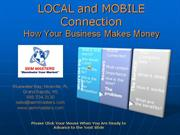 Local Mobile Connection - How Your Business Makes Money - SEMM