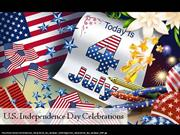 U S Independence Day Celebrations