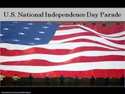 US National Independence Day Parade