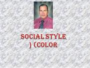 color social style