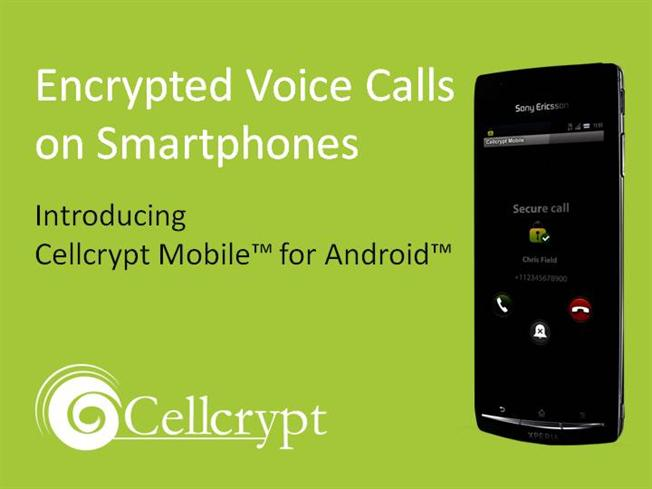 Cellcrypt Mobile for Android