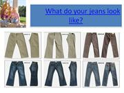 What do your jeans look like Final
