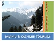 jammu and kashmir tourism budget