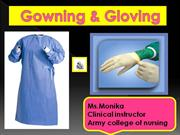 Gowning
