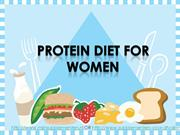 Protein Diet For Women