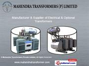 Servo Stabilizer By Mahendra Transformers Private Limited Ghaziabad