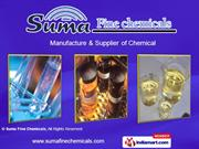 Combustion Improvers By Suma Fine Chemicals Pune