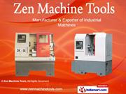 Cnc Educational Lathe & Milling Machine By Zen Machine Tools Chennai