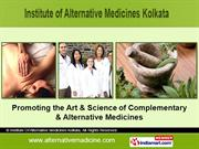 Alternative Medicines Solutions By Institute Of Alternative Medicines