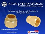 Aluminum Components By K.P.M. International Faridabad